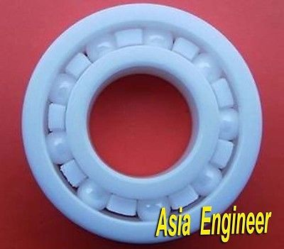 2Pcs 608 Full Ceramic Bearing ZrO2 Ball Bearing 8x22x7mm Zirconia Oxide<br><br>Aliexpress