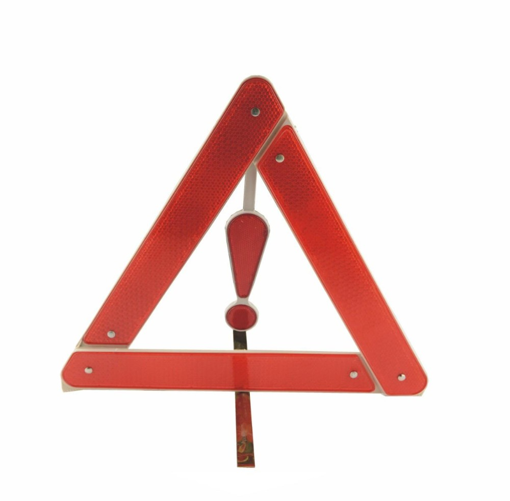 Car Roadside Folding Emergency Reflective Safety Warning Reflection Triangle(China (Mainland))