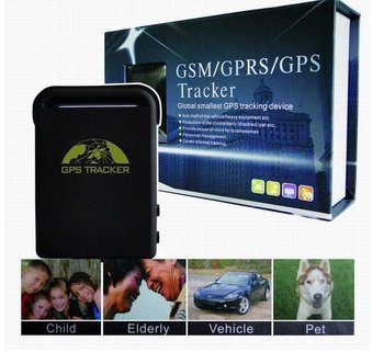 Free shipping! Wholesale REAL TIME GPS/GPRS/GSM TRACKER,TK102,  Free Shipping