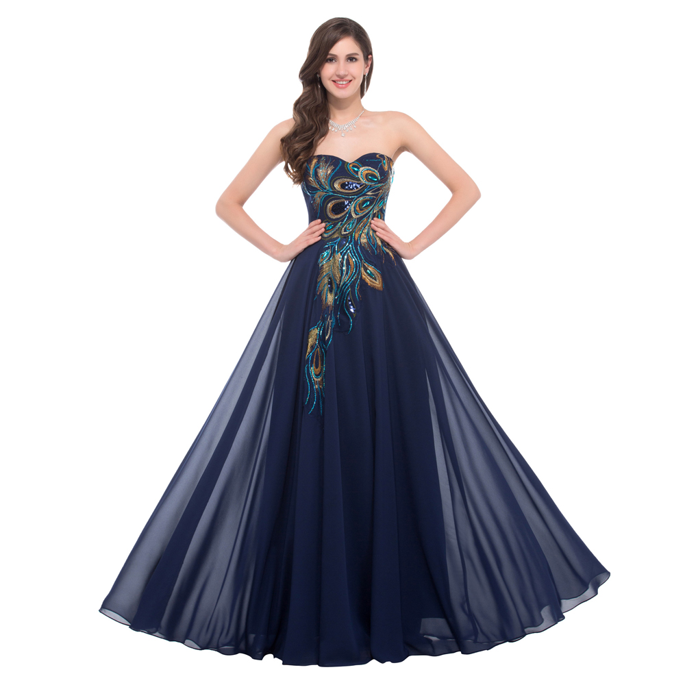 2016 long plus size mother of the bride dresses appliques for Plus size party dresses for weddings in india