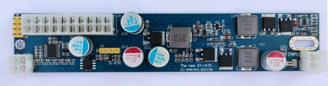 high quality 150W DC-ATX Output, 12V Input DC-DC PC Power Supply Board no noise(China (Mainland))