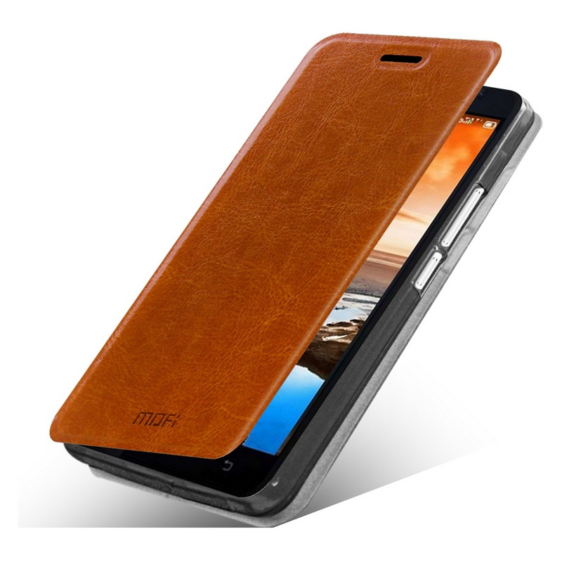 MOFI Rui Series Flip Stand Leather Case for Lenovo A916