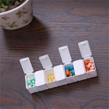 7 Day Large Pills Medicine Tablet Box Dispenser Organizer Holder Container Case