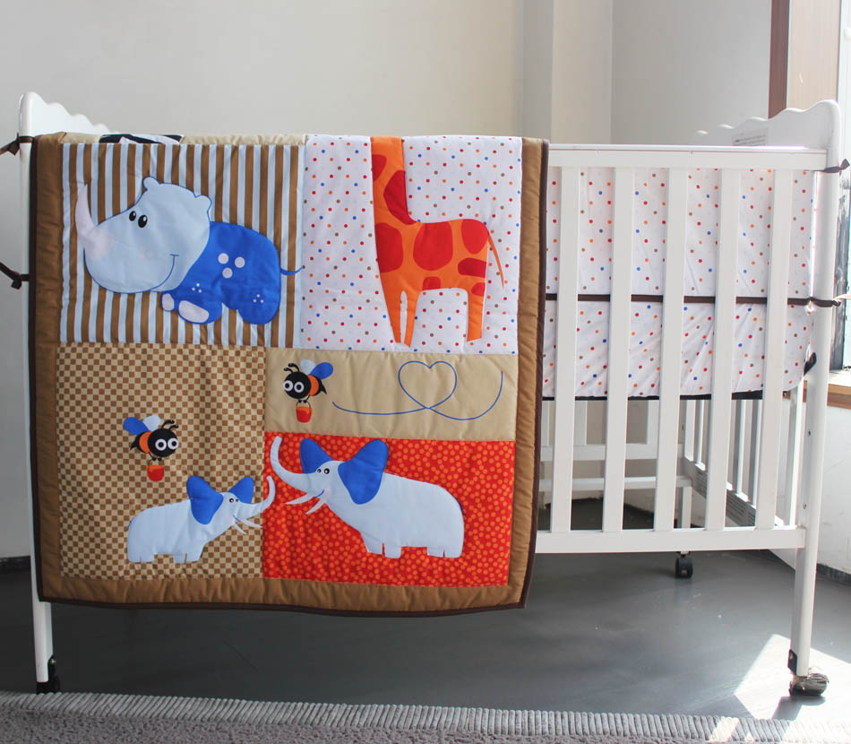 Moose 6 Piece Crib Set Online Get Cheap Moose...