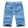 FAVOCENT Brand 2017 Summer Hot Sale Mens Leisure Fashion Short Trousers Man Shorts Korean Slim Cotton
