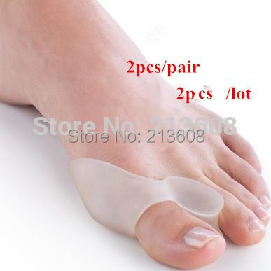 Feet Care Gel Bunion Toe Spreader Eases Foot Pain Hallux Valgus Guard FC0001 - Uhuo Fashion Co. , Ltd store