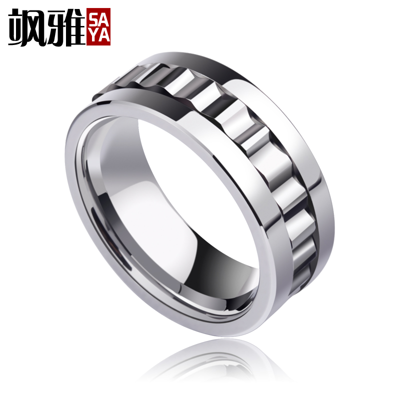 Mens Gear Wedding Ring Promotion Shop For Promotional Mens Gear Wedding Ring On Aliexpress
