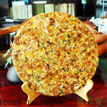 Free shipping 357g New product Flowers and plants in puer tea Snow mountain ancient tree Pure sweet honey Beauty care food+Gift