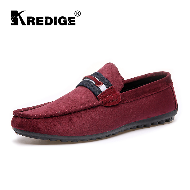 Slip-On Loafers casual shoes men 2017 new spring discount footwear fashion solid soft velvet with leather insole and flats male(China (Mainland))
