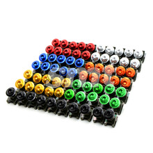 6MM Motorcycle Accessories Fairing body Bolts Screws for KTM 640 LC4 Supermoto 2003 2004 2005 2006 Ducati Wing Scrambler 2015