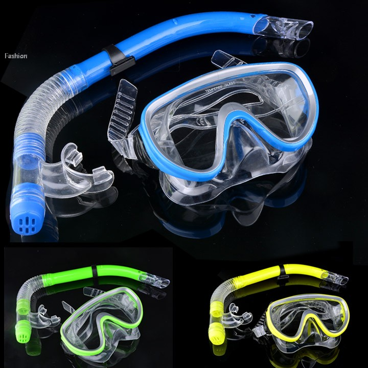 Hot Sale !Swimming Pool Diving Equipment Anti Fog Goggles Scuba Mask Snorkel Glasses 3 Colors 30(China (Mainland))