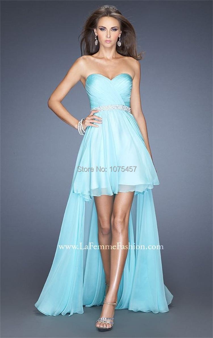 Short Baby Blue Prom Dresses Boutique Prom Dresses