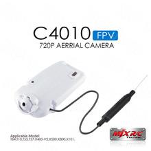 C4010 PFV WIFI HD CAMERA MJX X400 X500 X800 X600 X101 720P QUADCOPTER RC DRONE HELICOPTER 2.4G AIRPLANE CAMERA SET