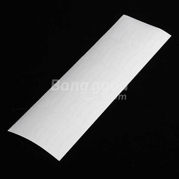 Coupeville 100 Pairs Eyelash Tape Individual Lash Extension Supply Medical Tools(China (Mainland))