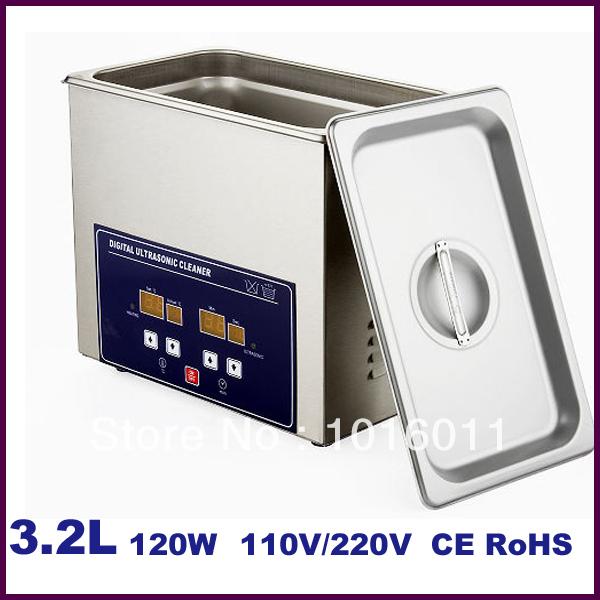 110 v 220 v climatizada digitales limpiador ultras nico for Bano ultrasonico precio