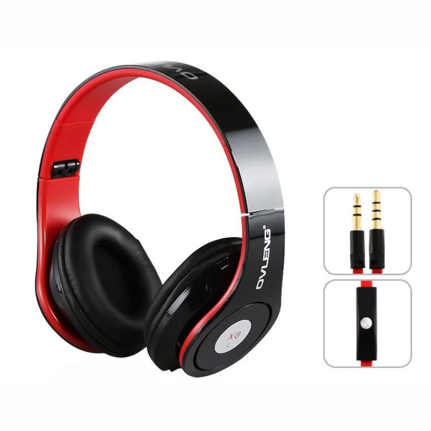 Adroit  Adjustable Headphone Headset Earphone Mic 3.5mm for iPod MP3 Cellphone JAN26<br><br>Aliexpress