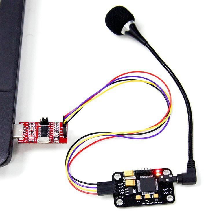 Voice recognition module kit microphone for arduino