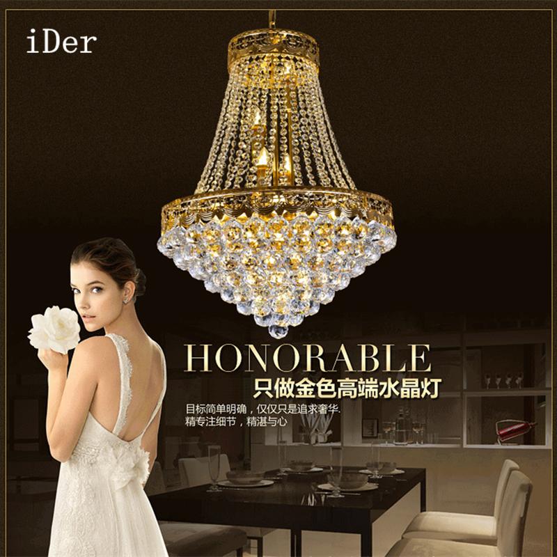 kleine gold kronleuchter werbeaktion shop f r werbeaktion. Black Bedroom Furniture Sets. Home Design Ideas