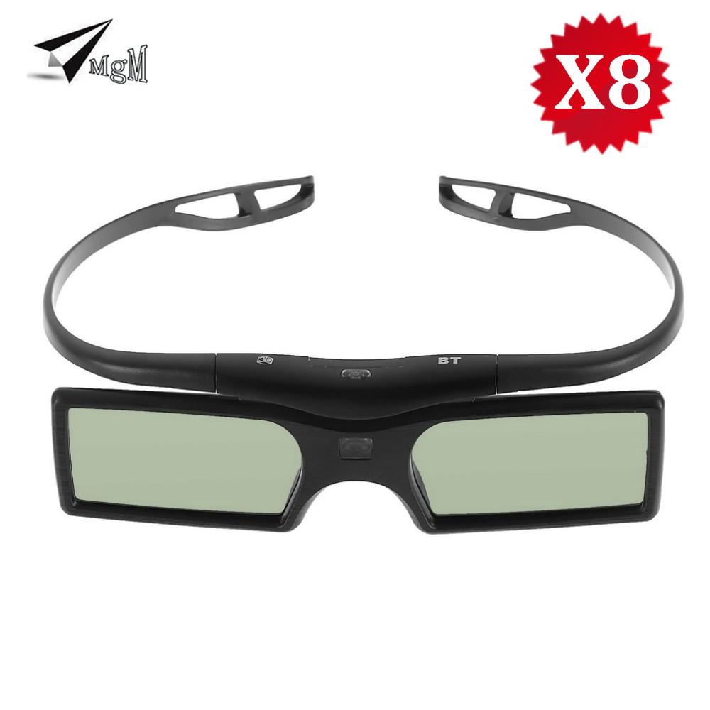 item pcs lots Bluetooth D Shutter Active Glasses for Samsung Panasonic Sony TV Universal