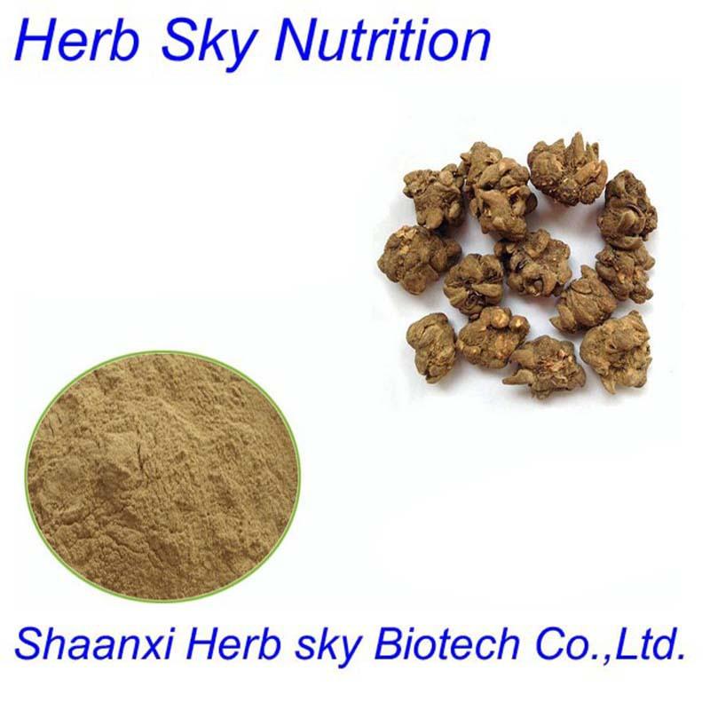 High quality Organic Ranunculus Ternatus Thunb P.E 300g/lot<br>