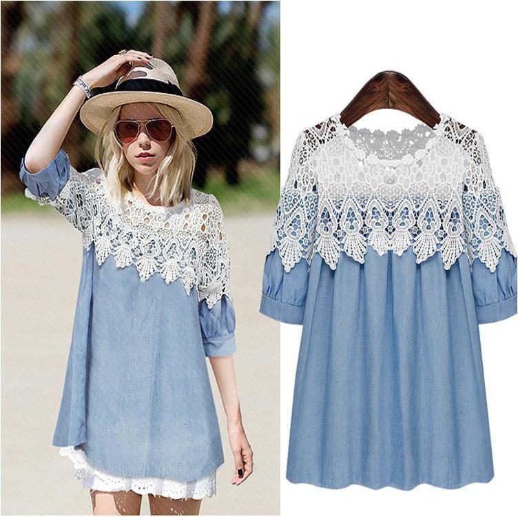 цена Женские блузки и Рубашки Brand New 2015 Gilr Blusas Femininas 830 онлайн в 2017 году