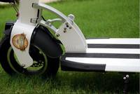 Электрический скутер GAOQI 18.4ah 36v 350w volante HBC003