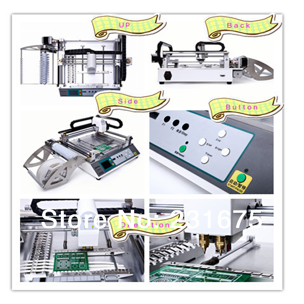 Pick and Place Machine TM220A,SMT Machine,PNP Machine,Neoden Tech,Manufacturer,surface mounting(China (Mainland))