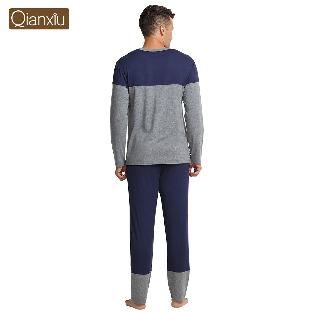 Мужская пижама Qianxiu 1433