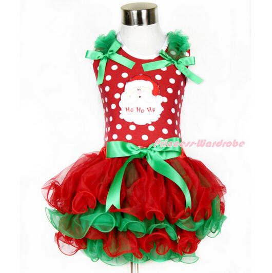 retail 2015 new years Christmas baby girl dresses red party baby kids girls tutu dress hello kitty free shipping(China (Mainland))