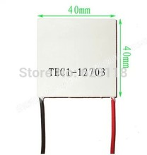 TEC1-12703 40*40 12703 TEC Thermoelectric Cooler ,Thermoelectric Peltier - KELI Electronics Technology Co., Ltd store
