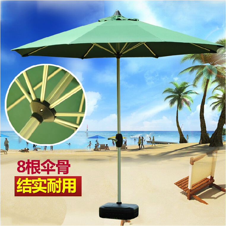 Can be printed LOGO outdoor umbrellas patio umbrella hand upright folding advertising Anti<br><br>Aliexpress