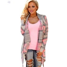Women Tops New Fashion 2016 Spring Women Chothing Winter Loose Sexy Cardigans Casual Knitted Spring Cardigan Mavodovama 30z(China (Mainland))