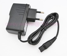 High quality 1PCS 15V 360mA & 380mA 2-Prong EU Wall Plug AC Power Adapter Charger for PHILIPS Shaver HQ8505 HS8020 HQ8875 S20(China (Mainland))