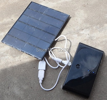 NEW! 3.5W 6V Solar Charger Solar Cell  Polycrystalline Solar Panel Charger  DIY Solar Mobile Charger  Free Shipping