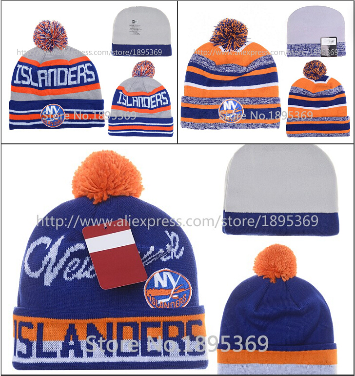 Cappello New York Islanders