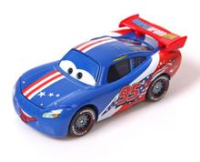 A01-0389 Funny Pixar Cars diecast figure toy Alloy Car Model for kids children toy- Country Edition USA NO.95 1pcs