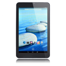 Cube U27GT-S MTK8127 1GB+8GB Quad Core 8 Inch Android 4.4 Tablet 0.3MP+2.0MP Dual Camera Bluetooth Wifi GPS TF Card Extend(China (Mainland))
