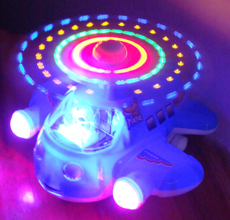 Resistance to fall off electric helicopter universal music color lights baby children's educational toys 1-2-3-4(China (Mainland))