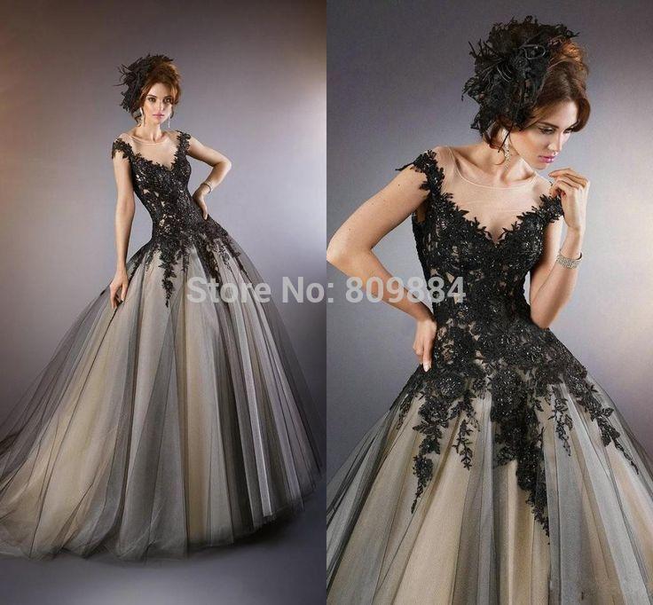 plus size gothic wedding dresses - Sizing