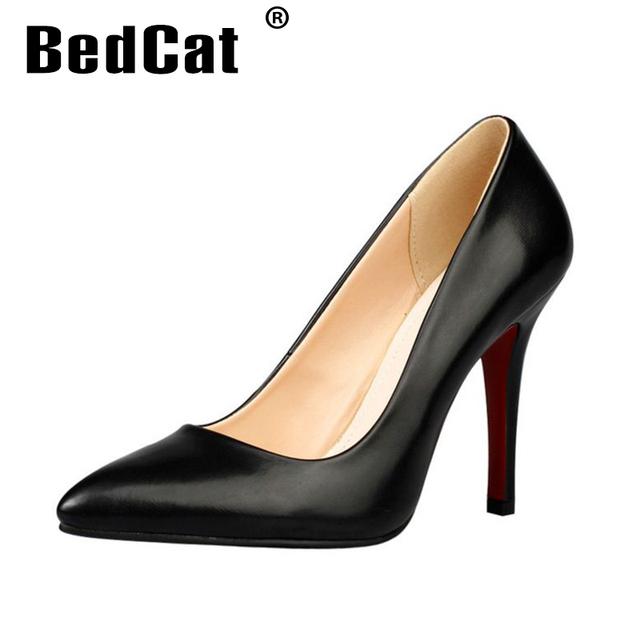 Женщины стилет туфли на каблуках escarpin сексуальная весна марка качество модной ...