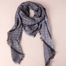 Winter New High Quality Square Scarf  Women Cashmere Scarf 140*140CM (G)(China (Mainland))