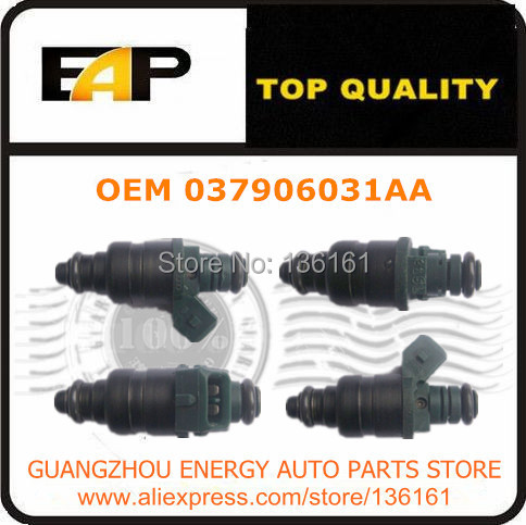 NEW Fuel Injector FOR FIT VW Golf 4 1.6L 16V 101PS AEH AKL APF 037906031AA 1997-2008<br><br>Aliexpress
