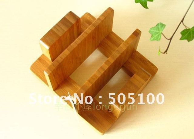 TOPRACK/OPP/commodity shelf/Bamboo pot rack/Do not fold frame