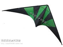 240cm fly weifang cheap sports kite trainer ripstop fabric triangle kites kitesurf pipas stunt kites cometas delta outdoor toys(China (Mainland))