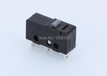 50PCS lot 3pin All New Limit Switch N O N C 5A250VAC KW11 3Z Mini Micro