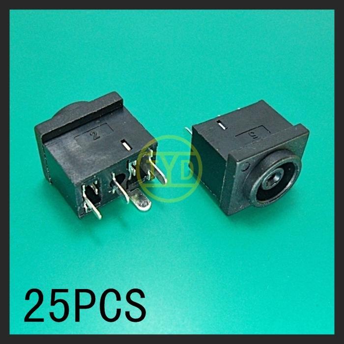 Charging port power DC Jack connector for Samsung computer monitors SA300 SA330 SA350(China (Mainland))