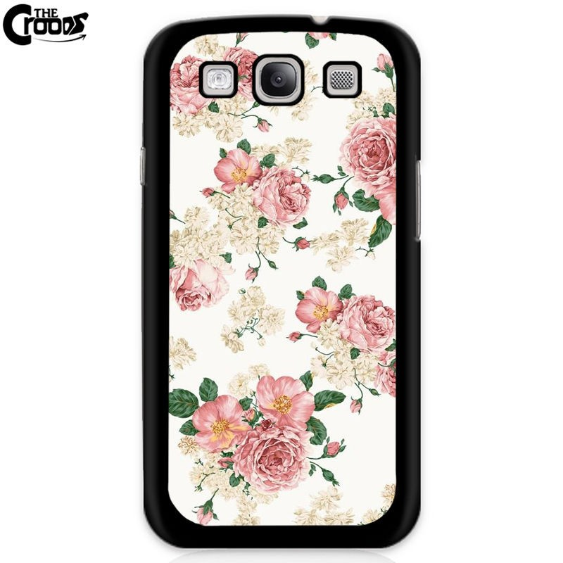 Blossom pink red rose flowers phone accessories hard plastic printed case for xiaomi mi4 mi5 max 4i 4c redmi3 for sony X XA