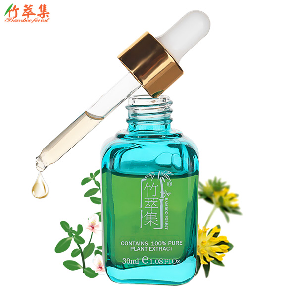 Bamboo red repair essence skin care products(China (Mainland))
