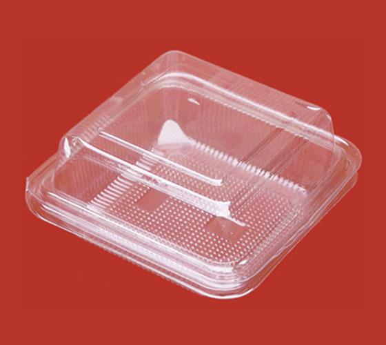 11 11 6 cm bo te de blister transparent en plastique tartes oeufs sushi poffs alimentaire. Black Bedroom Furniture Sets. Home Design Ideas