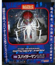 The amazing Spider-Man Nendoroid Spider Man Boxed 9-11 CM PVC Action Figure Spiderman Collection Model Toy toy